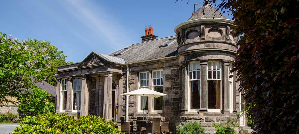 The Lodge Guesthouse Elgin Moray Scotland